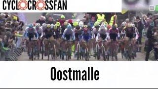 Cyclocross 2016| Oostmalle|Men