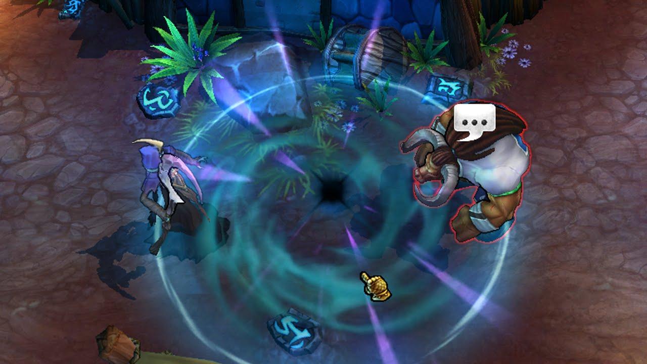 Reaper Soraka Skin Spotlight Gameplay! (League of Legends ...