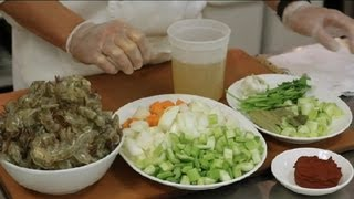 How To Make Seafood Or Shrimp Stock : Seafood Dishes