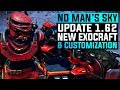No Mans Sky NEXT| Update 1.62 Brings Huge Changes, NEW Exocrafts, CUSTOMIZATION, QOL Changes & More