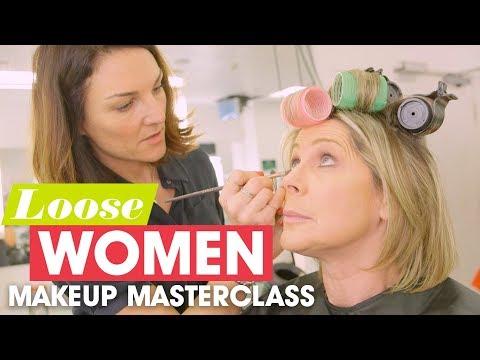 Ruth Langsford's Makeup Masterclass | Loose Women
