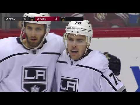 Los Angeles Kings vs Arizona Coyotes - March 13, 2018   Game Highlights   NHL 2017/18