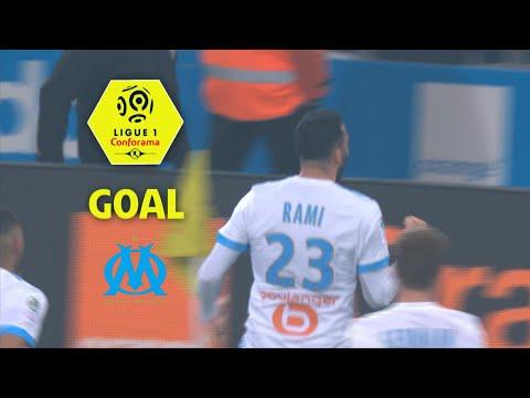 Goal Adil RAMI (7') / Olympique de Marseille