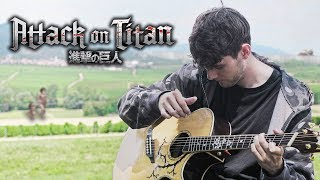 Call Of Silence - Attack On Titan OST (進撃の巨人) Fingerstyle Guitar Cover