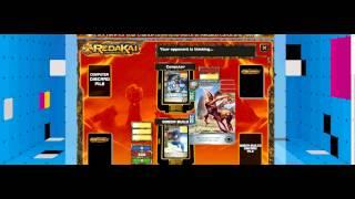 Redakai Conquer The Kairu Online Battle