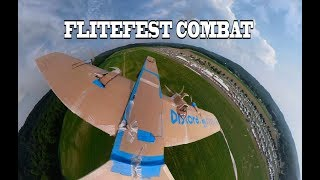 Flite Fest Combat - Flight of Stan XL - not really a Tiny Whoop flick... GoPro Fusion / RC Airplanes