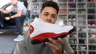 Air Jordan 13 Chicago/Cherry 2017 First Thoughts Vlog!!!