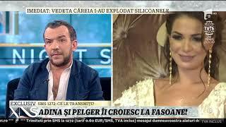 """Adina Buzatu şi Stephan Pelger, despre nunta de tinichea a Deei Maxer: """"Arată groaznic"""""""