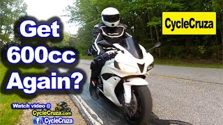 Will I Ever Get 600cc Motorcycle Again? 1000cc vs 600cc | MotoVlog