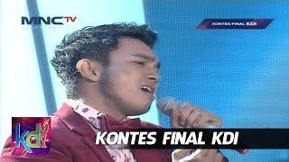 "Yogie "" Zubaedah "" Bukittinggi - Kontes Final KDI 2015 (25/5)"