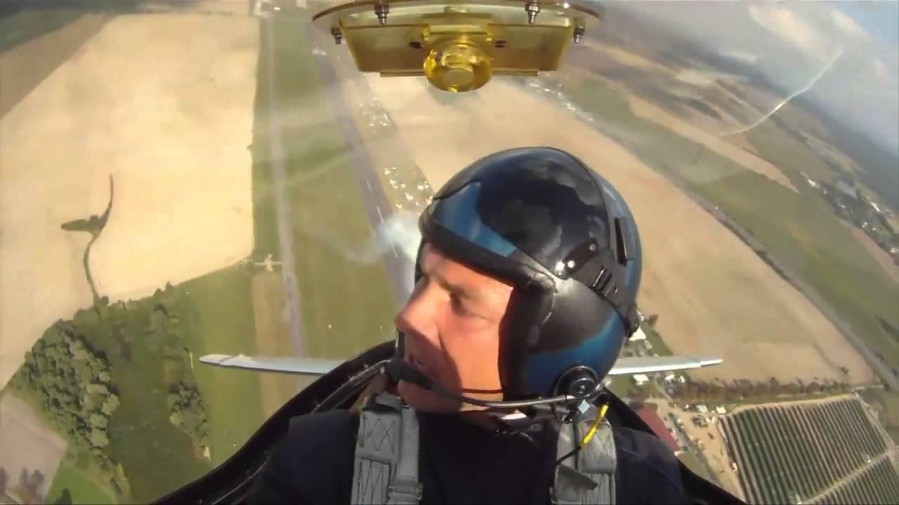 Events Letiště Letňany - Martin Šonka, pilot světové série Red Bull Air Race