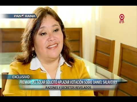 ENTREVISTA EXCLUSIVA   Janet Sánchez explica razones de su renuncia a bancada PPK