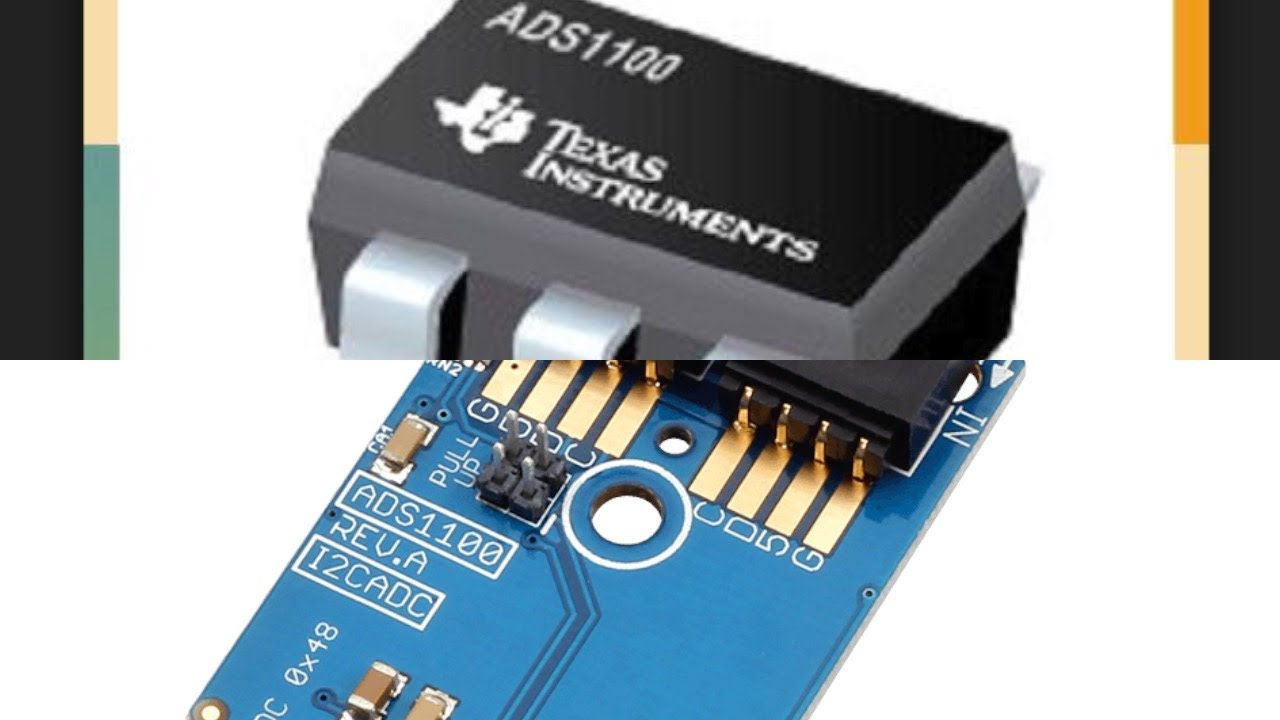 BeagleBone Black ADS1100 I2C Analog to Digital Converter 'C' Code Tutorial