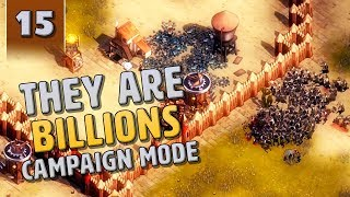 They Are Billions Campaign Mode - Coast of Bones - Part 15