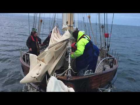 Sailtraining Belfast City Council