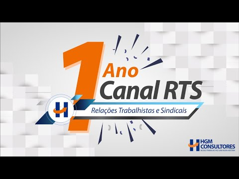 1 ano do Canal RTS!  Compartilhando dicas, conceitos, conhecimentos e experiência