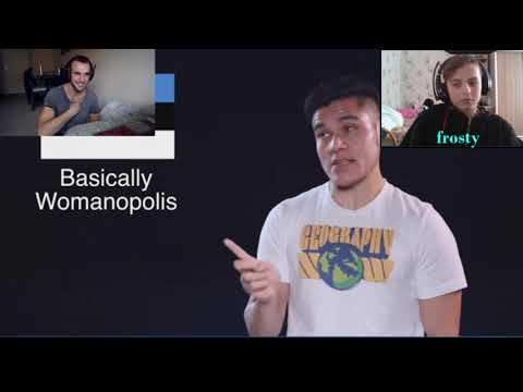 Latvian reacting to Geography now reaction