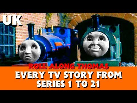 (UK) Roll Along's Every TV Story from Series 1 to 21 ...
