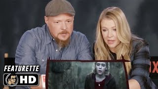 """CHILLING ADVENTURES OF SABRINA Official Featurette """"Cast of Sabrina the Teenage Witch"""" (HD)"""