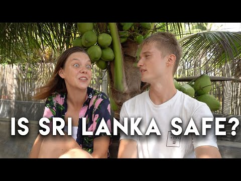 Sri Lanka SAFE to travel?? – Foreigners honest opinions