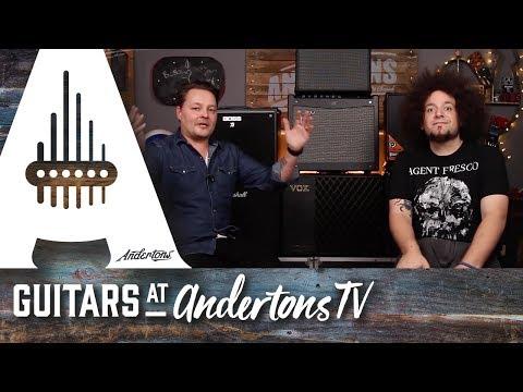 The Ultimate Modelling Amp Shootout - Fender Vs Marshall Vs Blackstar Vs Boss Vs Line 6 Vs Vox