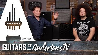 The Ultimate Modelling Amp Shootout - Fender vs Marshall vs Blackstar vs Boss vs Line 6 vs Vox