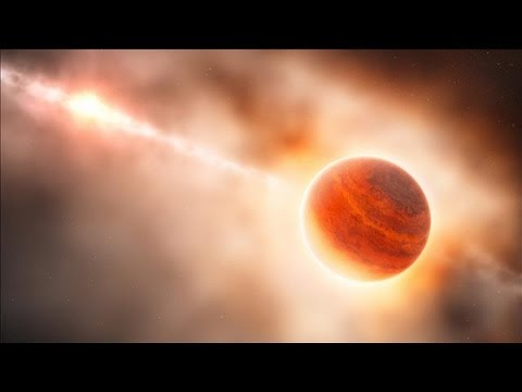 New Planet Born in Milky Way?