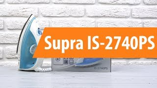 Распаковка Supra IS-2740PS / Unboxing Supra IS-2740PS
