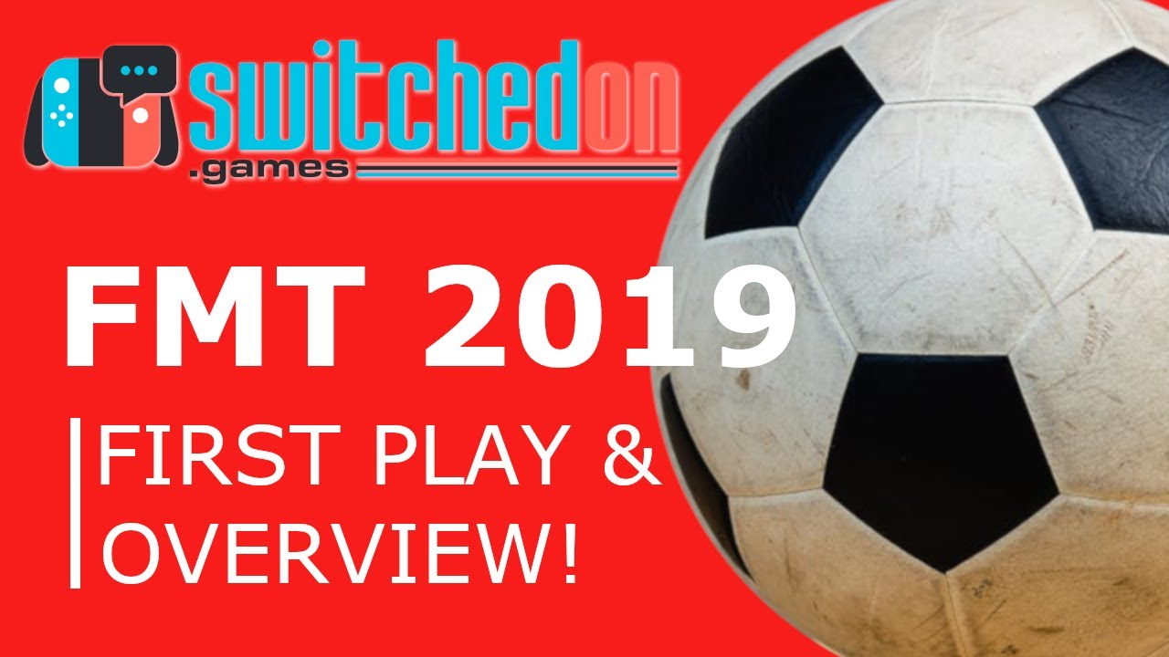 football manager 2019 touch switch