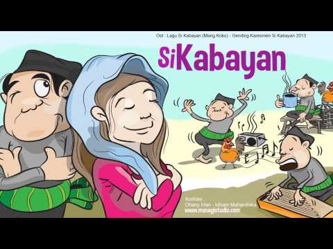 Lagu Si Kabayan - Mang Koko