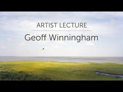 Geoff Winningham   Artist Lecture