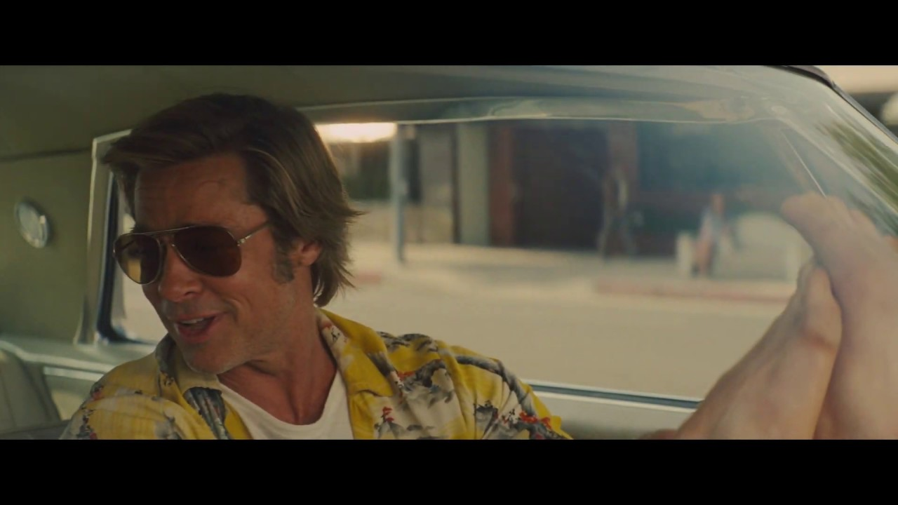 "Once Upon A Time… In Hollywood - Extrait ""Pussycat and Cliff"" - VF"