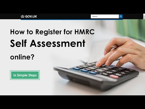 How To Register For HMRC Self Assessment Online?
