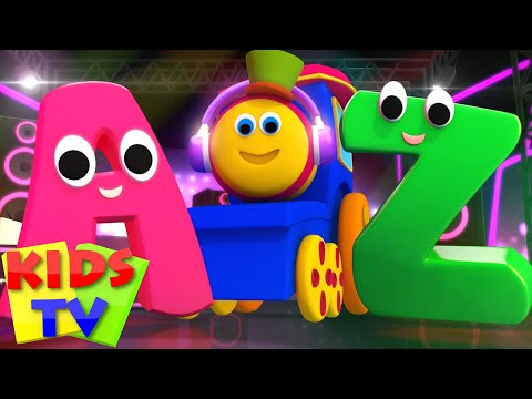 Big Phonics Song | Learning Street With Bob The Train | KIds Tv Phonics Song | Phonics Song