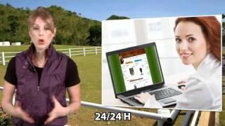 Sellerie en ligne équipement matériel d'équitation Horse Univers