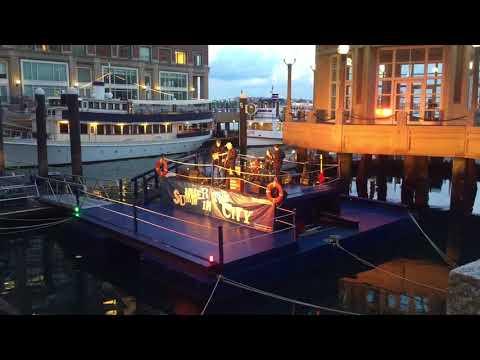 Boston Harbor Outdoor music