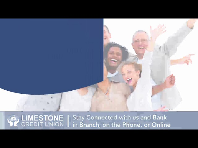 Creative Display - Limestone Credit Union