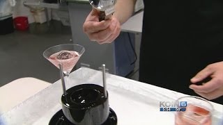 Artisan Ice Trend Making Craft Cocktails 'cooler'