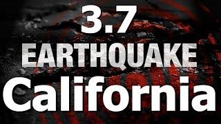 3.7 magnitude earthquake strikes South Los Angeles