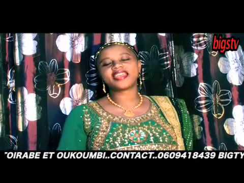 SAMRA  la voix des iles comores music2012.oukoumbi