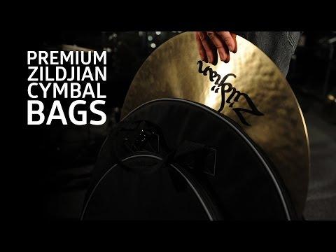 """Zildjian 22"""" and 24"""" Premium Cymbal Bags"""