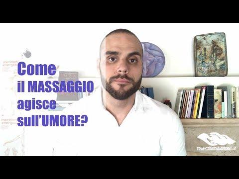 Come il massaggio agisce sull'umore?