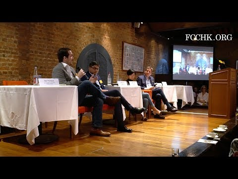 2018.04.14 Journalism Conference: Investigative Reporting