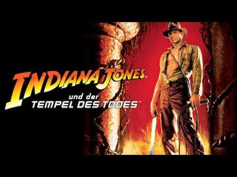 INDIANA JONES UND DER TEMPEL DES TODES - Trailer (1984, Deutsch/German)