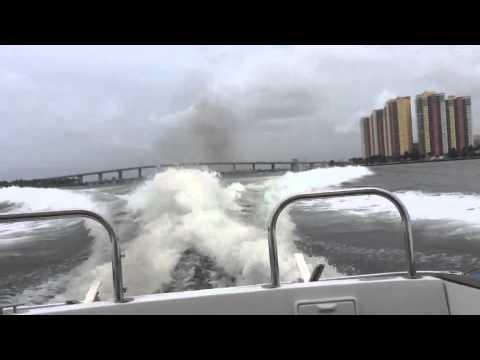 Florida Marine Diesel Inc sea trial 2014