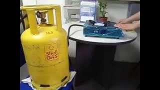 Clesse Gas Regulator video with excess features