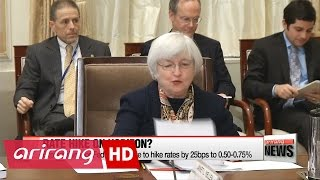 U.S. Federal Reserve expected to raise rates