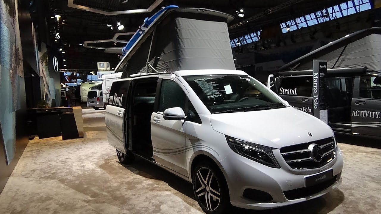 2018 mercedes benz marco polo edition 250d exterior and. Black Bedroom Furniture Sets. Home Design Ideas