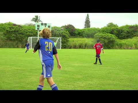 US Youth Soccer Hawaii State Cup - FC Hawaii vs Rush 04B