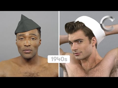 USA Men (Lester & Samuel) | 100 Years of Beauty - Ep 32 | Cut